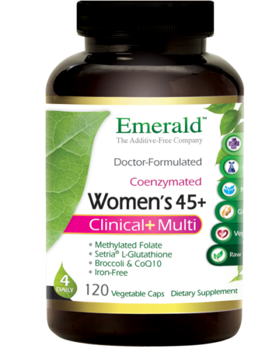 Emerald Labs Clinical+ Women's Multi Bottle