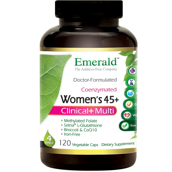 Emerald Labs Clinical+ Women's Multi Bottle
