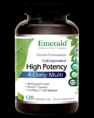 Emerald High Potency Multi (120) Bottle