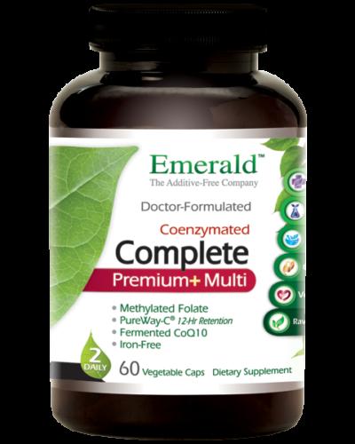 Emerald Labs Complete Premium+ Bottle