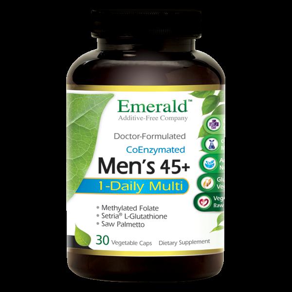 Emerald Men 45+ 1-Daily Multi (30) Bottle