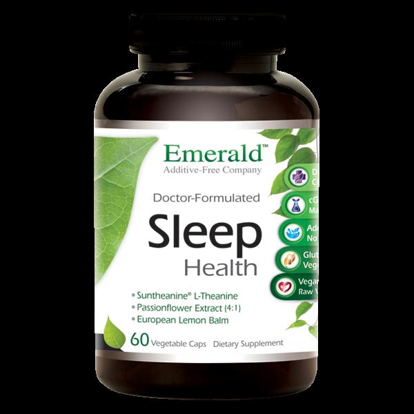Emerald Sleep Health (60) Bottle