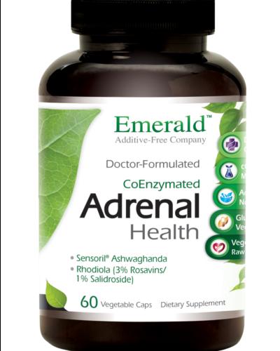 Emerald Adrenal Health (120) Botttle