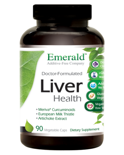 Emerald Liver Health (90) Bottle