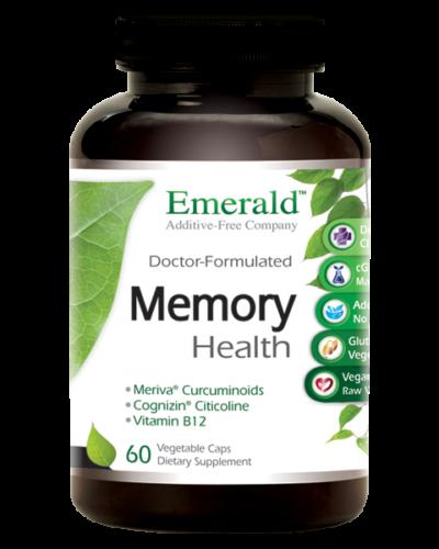 Emerald Memory Health (60) Bottle