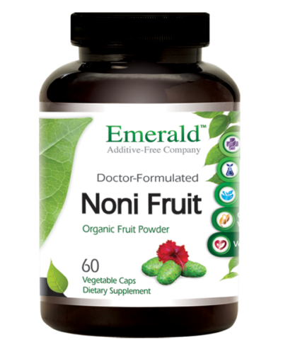 Emerald Noni Fruit (60) Bottle