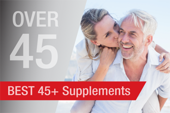 Supplements 45 Over Image