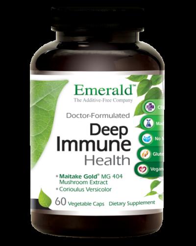Emerald Deep Immune (60) Bottle