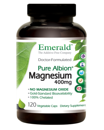 Emerald Magnesium 400mg