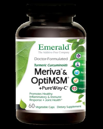 Emerald Meriva OptiMSM (60) Bottle
