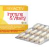 Reg'Activ Immune & Vitality blister pack