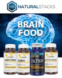 Natural Stacks Brain Food
