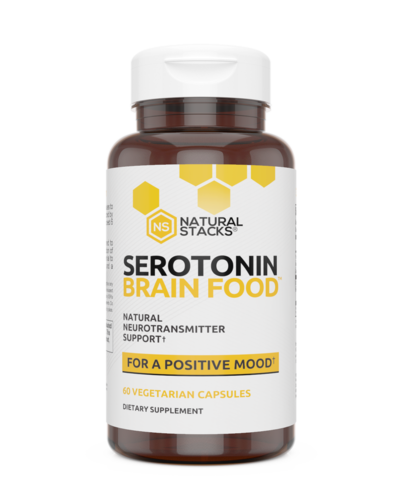 Natural Stacks Serotonin Bottle Front1