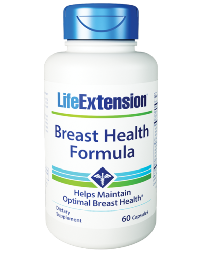 Life Extension Breast Health 60 Cap Bottle1