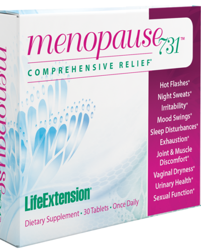 Life Extension Menopause 731 Box