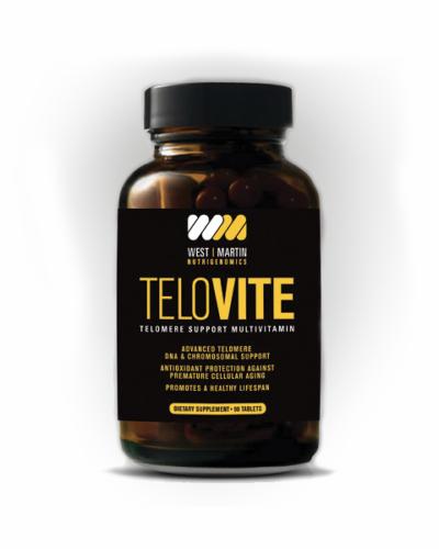 Telovite Bottle Telomeres