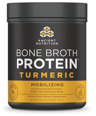 Dr Axe Bone Broth Turmeric FRONT