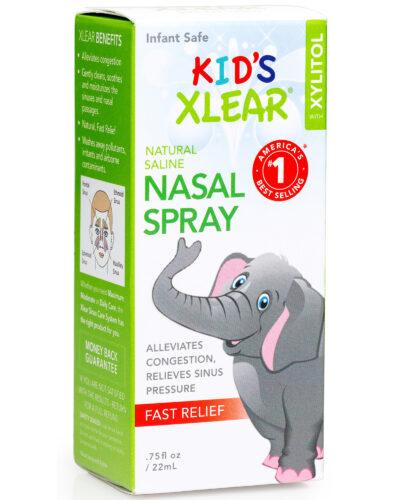 Xlear Nasal Spray Kids