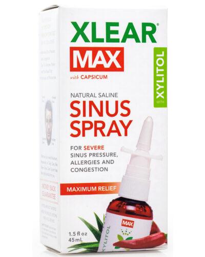 Xlear Nasal Spray MAX