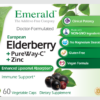 Emerald Elderberry (60) Label Image