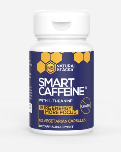 Natural Stacks Smart Caffeine Bottle